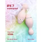 2 in 1 Clitoris Stimulating Vibrator